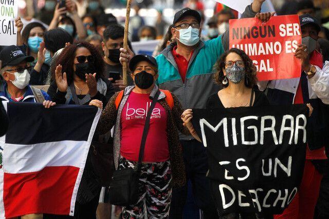 Autoridades de La Reina piden considerar la no expulsión de migrantes